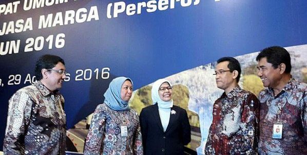 Syndicated mortgage worth Rp 975b secured to finance Palapa Ring