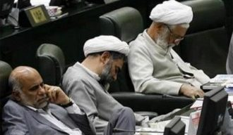 Iranian politicians get their dull monitored internet