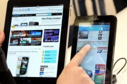 Android Tablets Vs. iPad