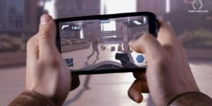 Augmented Reality Games for Android