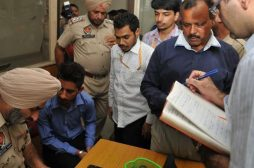 Jalandhar: Ten kg gold worth Rs three cr stolen from finance firm in 15 minutes