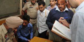 Jalandhar: Ten kg gold worth Rs three cr stolen from finance firm in 15 minutes