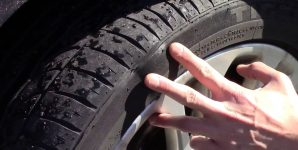 What Causes a Bubble in an Automobile Tire