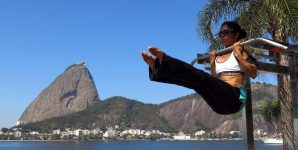 Rio Existence: Olympic-goers get an eyeful of Rio's splendor-consumed culture
