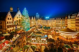 Tour the World to Get in the Holiday Mood