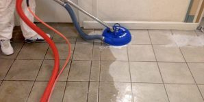 Tips for Tile and Grout Cleaning