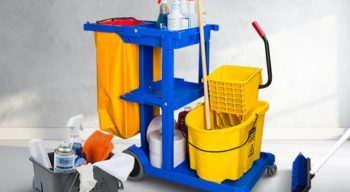 5 Essential Janitorial Supplies to Buy in Bulk